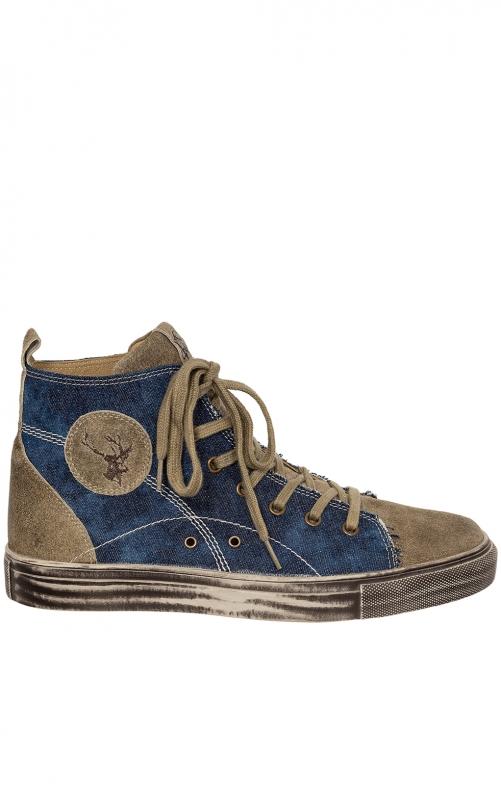 Schuh H552 NEUGIER blau