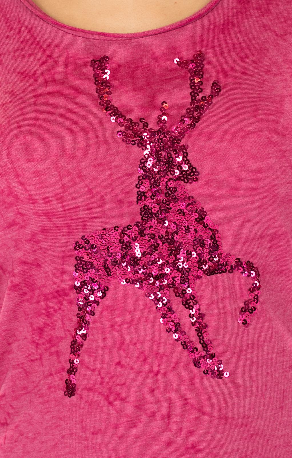 weitere Bilder von Maglietta tradizionale K20-ELLA rosa