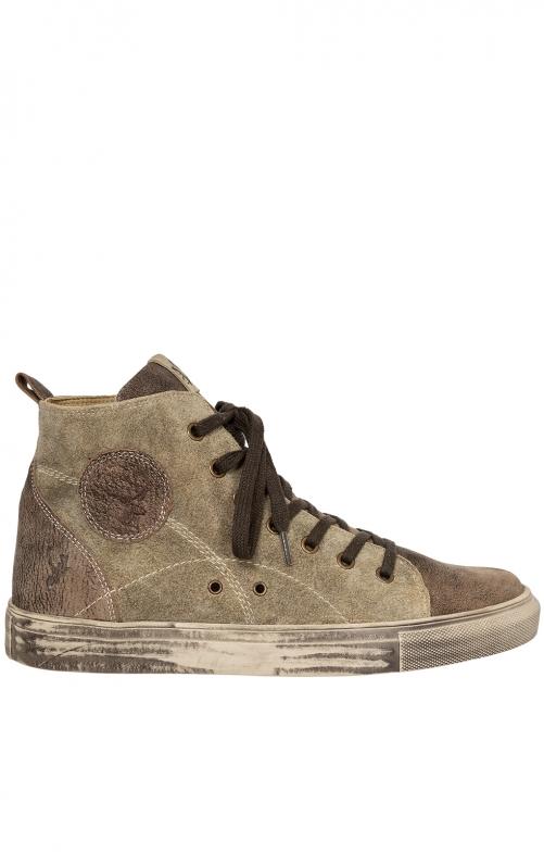 Schuh H534 NEWTON graubraun