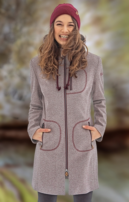 Tracht Jackets ABTSWIND berry