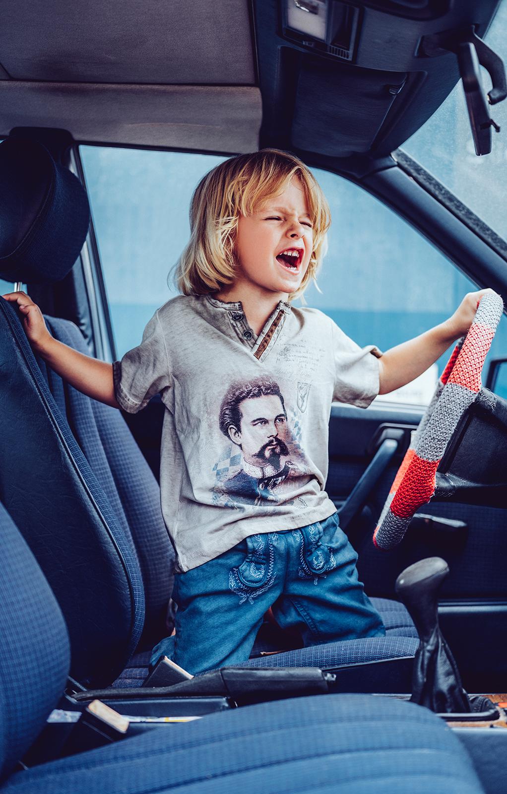 weitere Bilder von AR T-Shirt ALMONT Kids beige