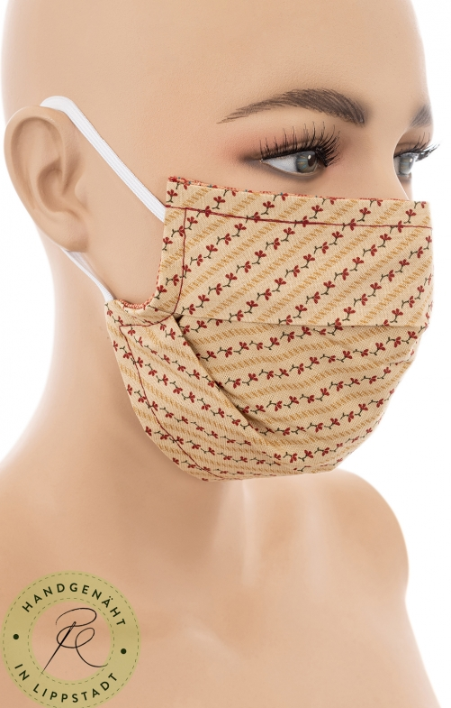 Maschera di tessuto VINTAGE B