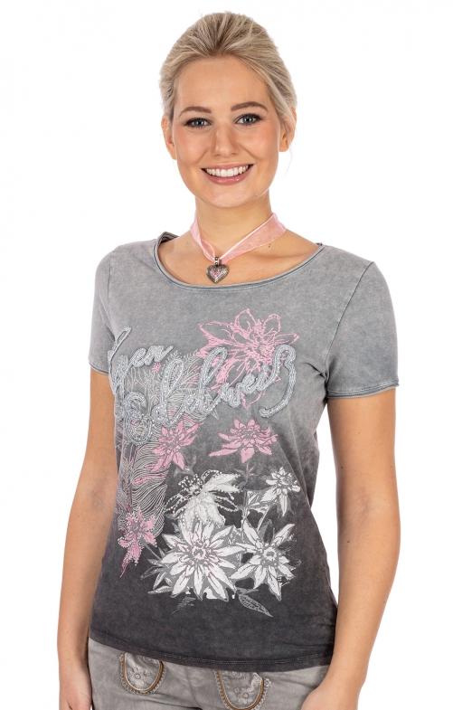 T-Shirt CAROLIN grau