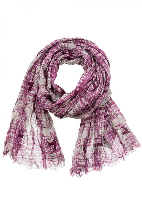 Halstuch TU609231 pink