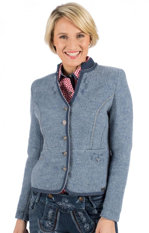 Traditional Jackets Walk Jacket KRIEMHILD WJ light blue