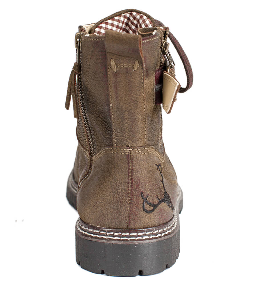 weitere Bilder von German traditional boots H542 Johannes rustik