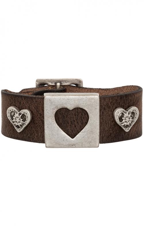 Bracelet 17-4005 metal heart
