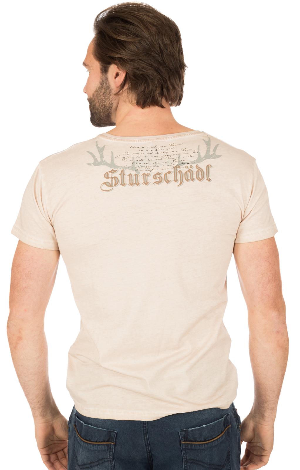 weitere Bilder von Trachten T-ShirtM28 STURSCHÄDEL sand