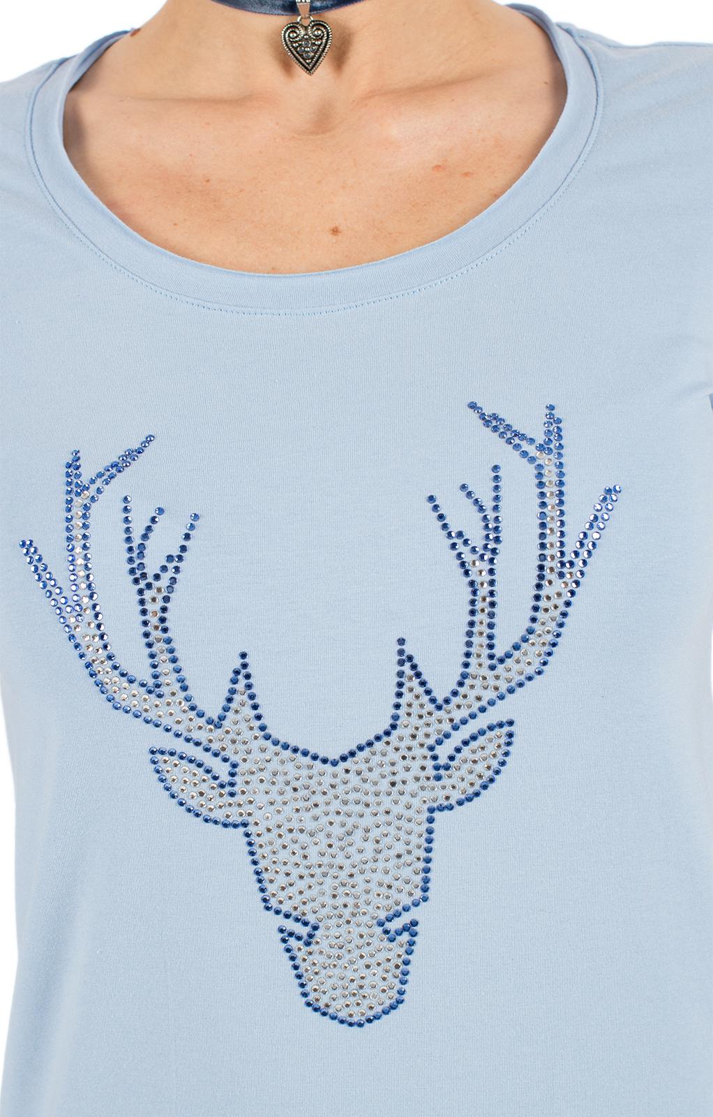 weitere Bilder von Maglietta tradizionale FRANKA blu