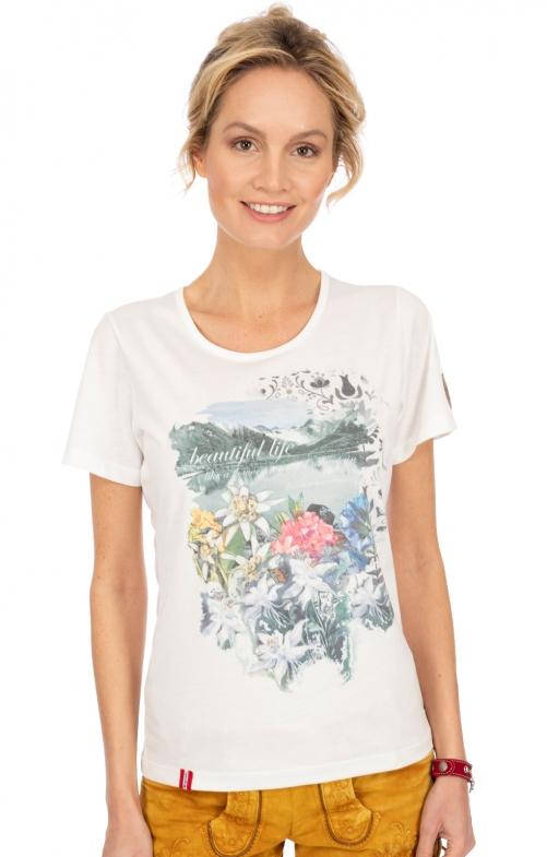 T-Shirt BERBACHALM offwhite