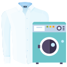 Hemden Waschen und Pflege