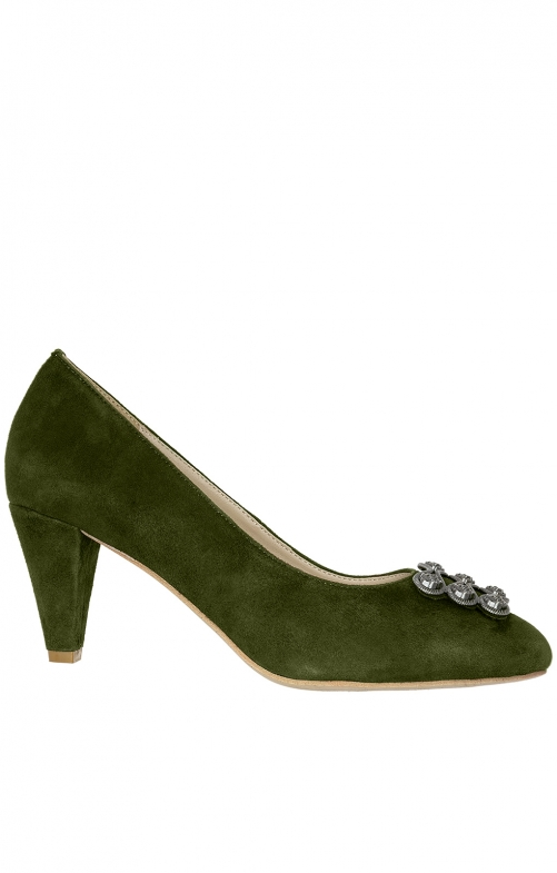 Pumps 3007807-147 green
