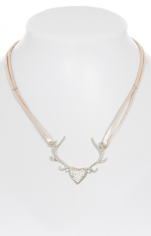 Halskette 71604-2 ecru