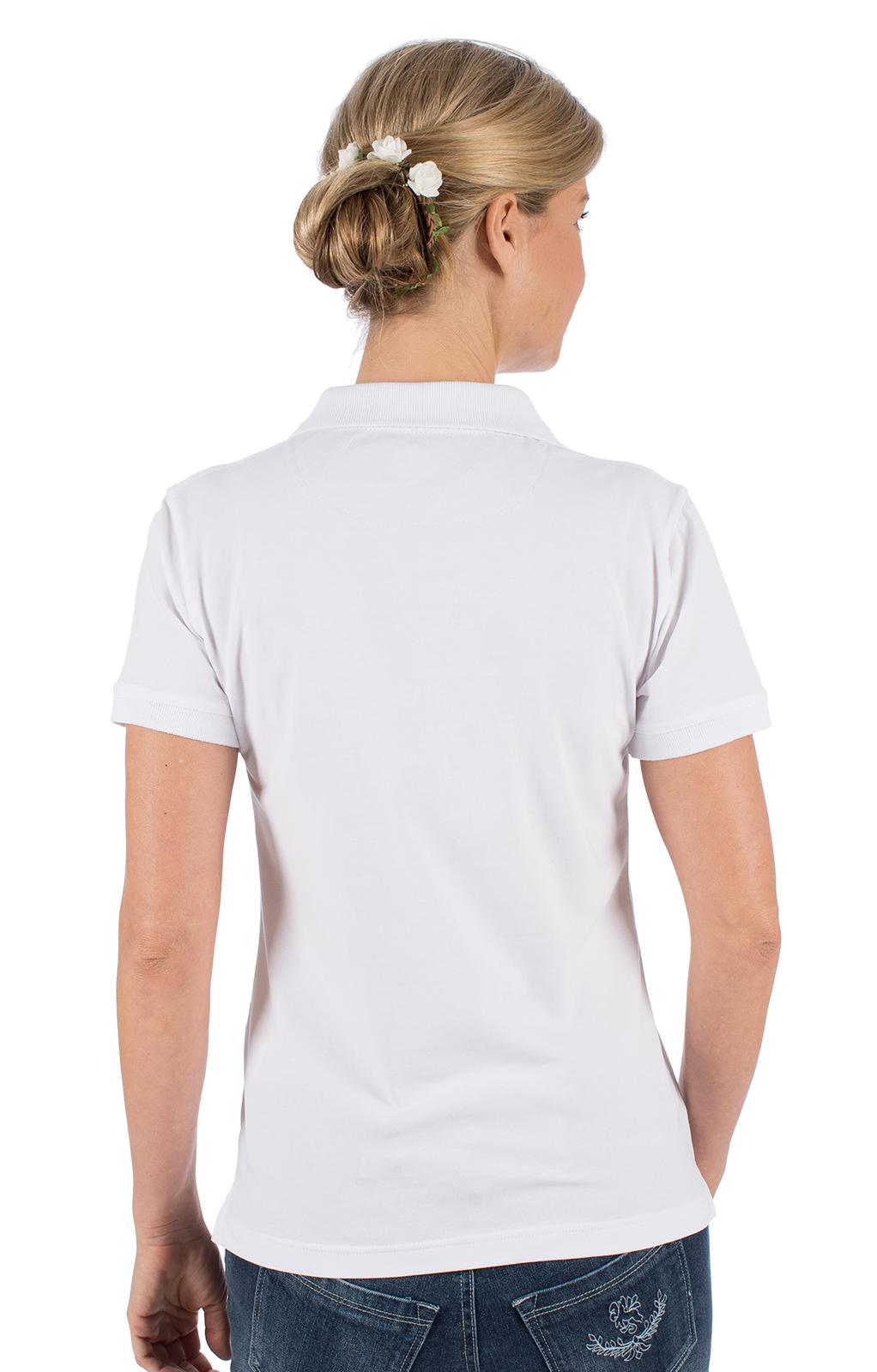 weitere Bilder von Trachten T-Shirt BRITTA weiß