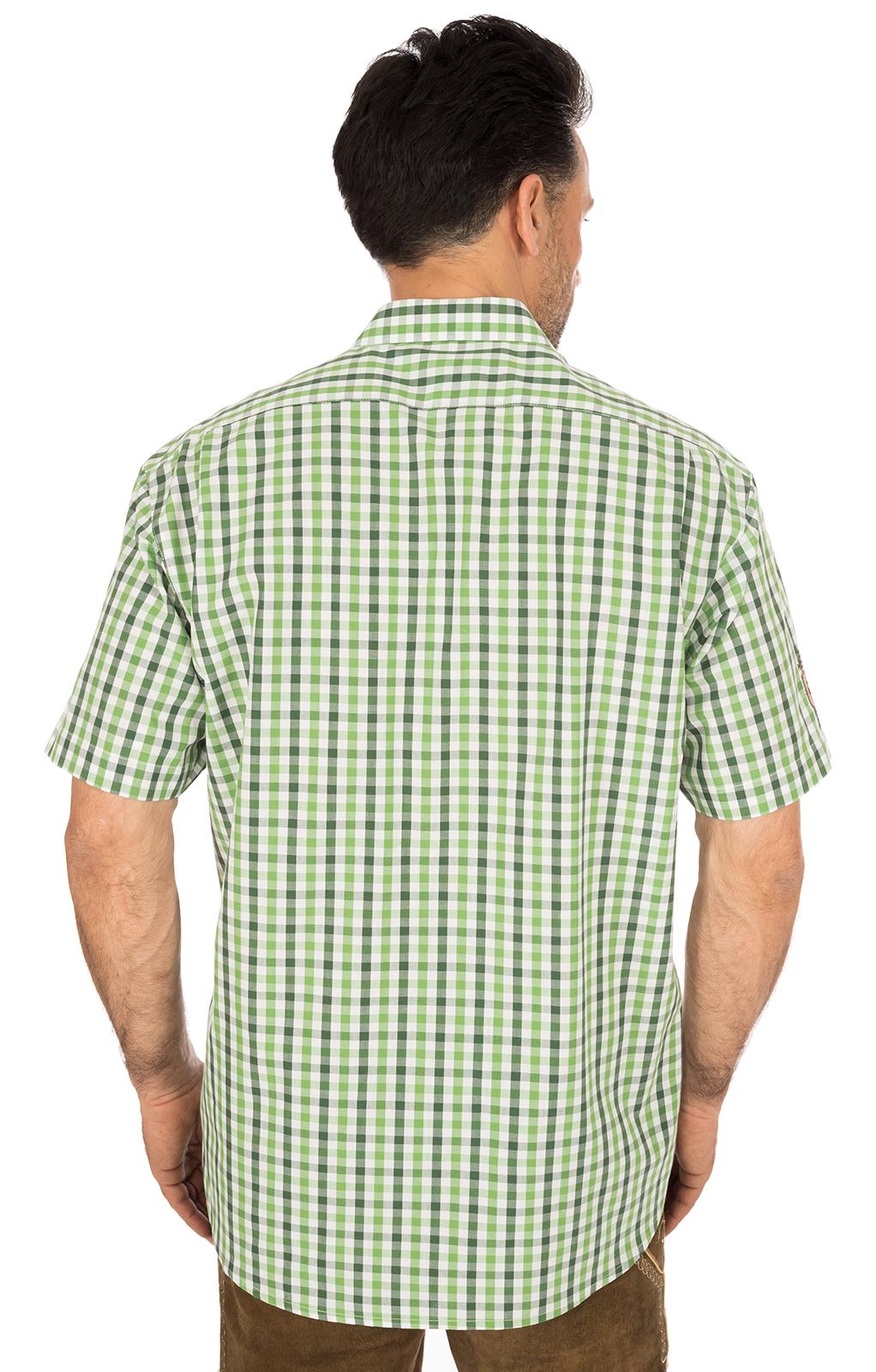 weitere Bilder von German traditional shirt short arms green