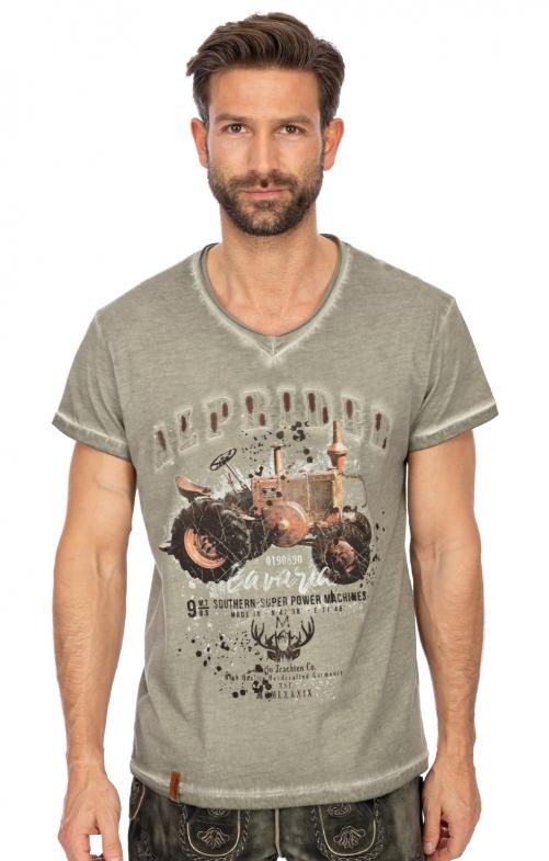 T-Shirt L06 - FLORIAN oliv