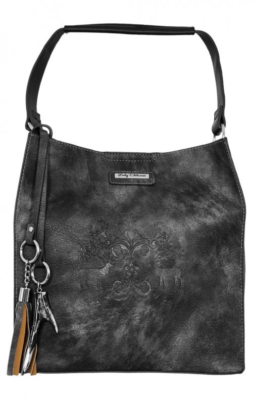 Trachtentasche 13103 schwarz