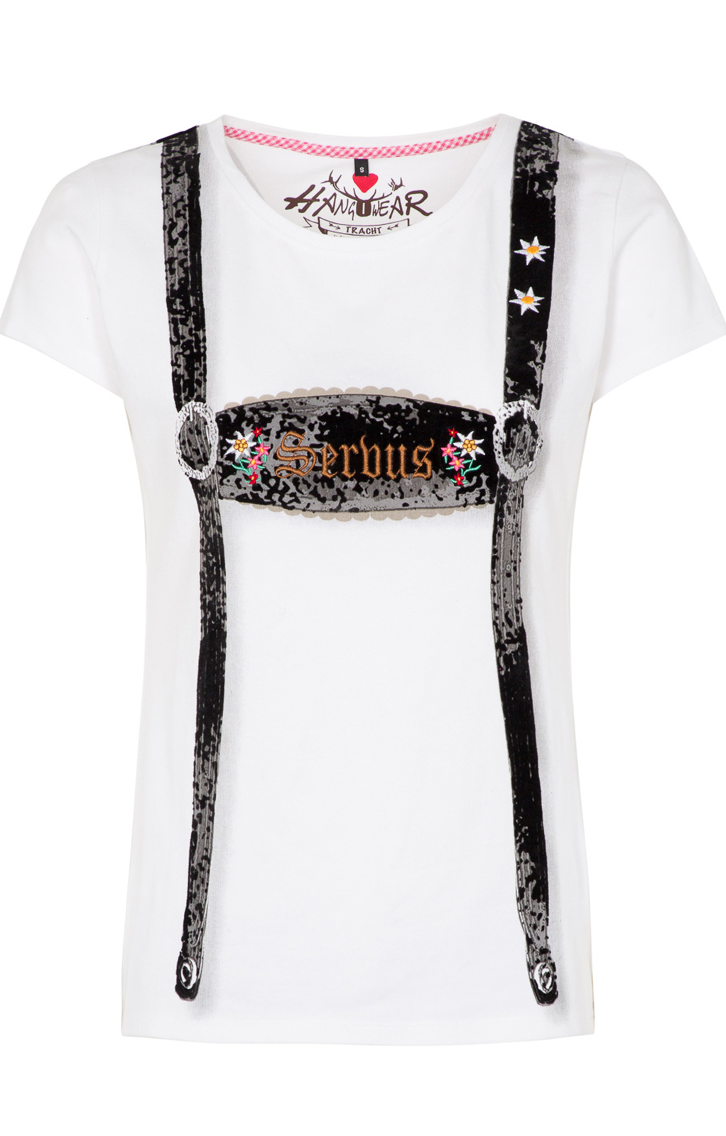 weitere Bilder von Kostuums T-shirt RICHARDA wit