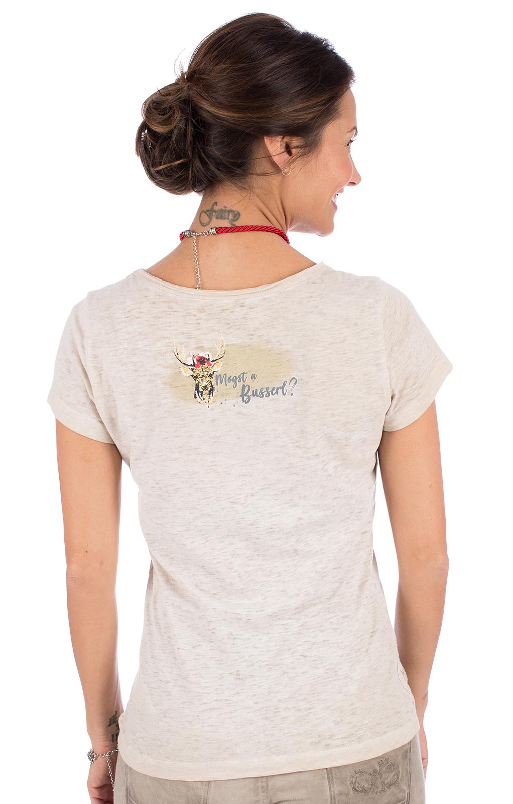weitere Bilder von Trachten T-Shirt D23 - VICKY sand