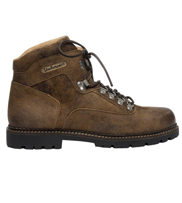 German traditional boots 4460 havanna