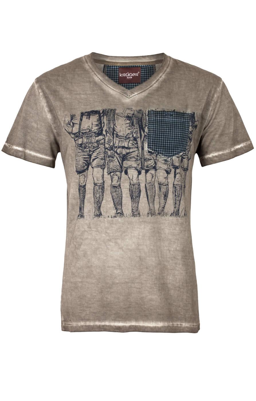 weitere Bilder von Traditional Tshirt 92200-44 marrone