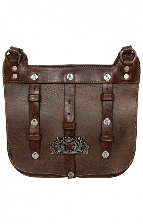 Traditional Bag 288-3736 antique brown