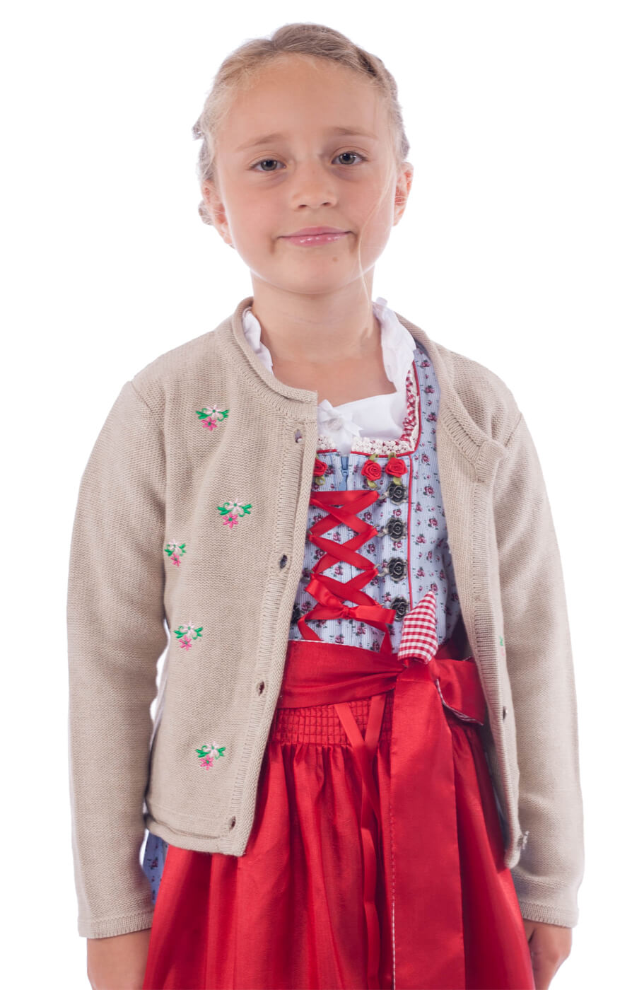 Children waistcoat Lizzy nature von Stockerpoint