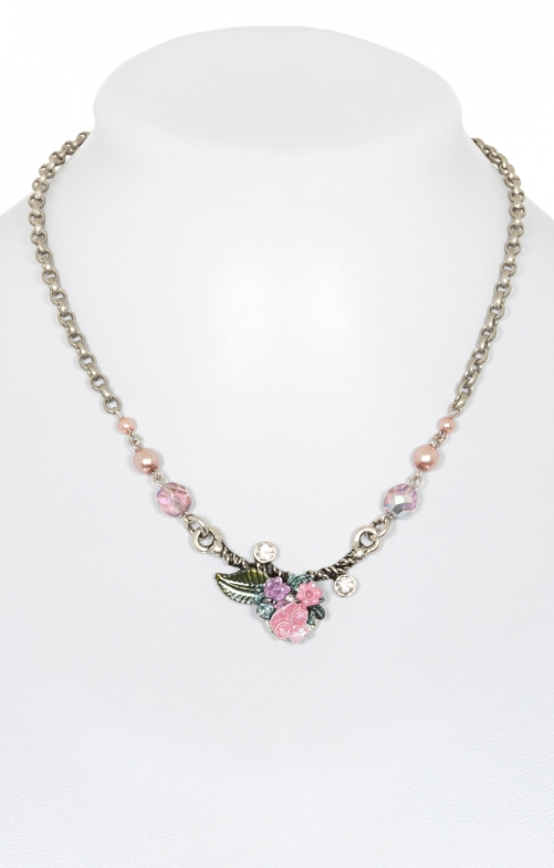 Collier 4022 rose
