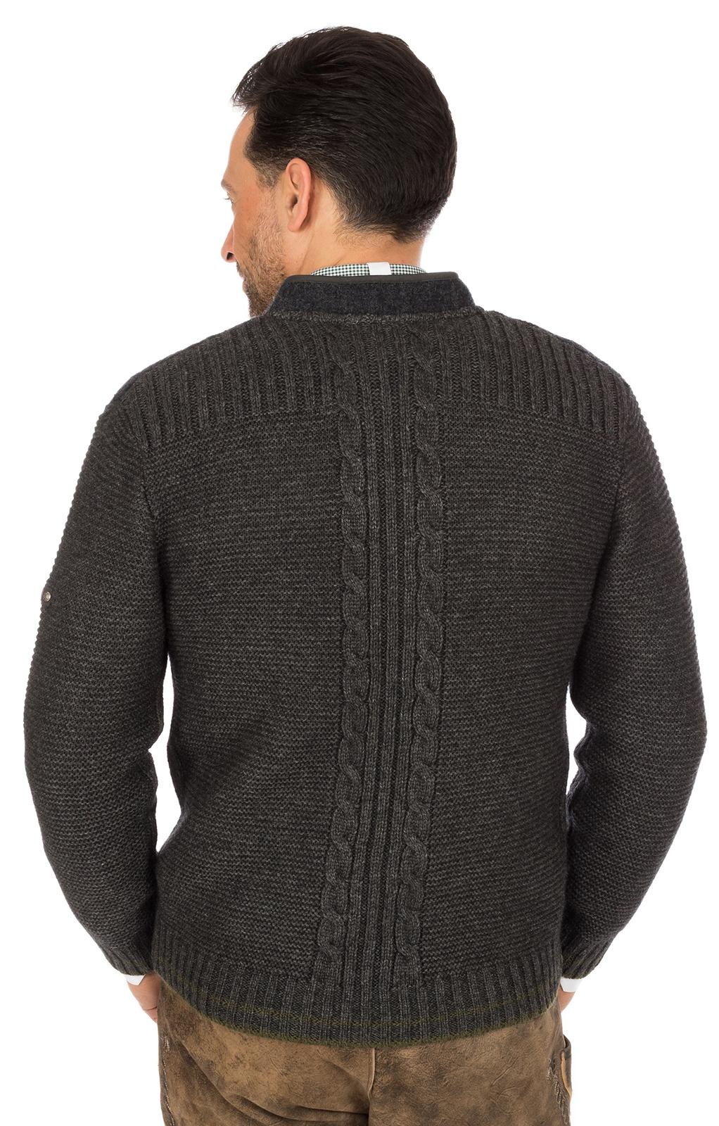 weitere Bilder von Giacca Trachten in maglia zwart