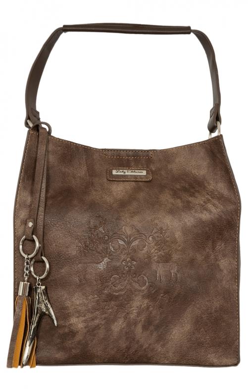 Trachtentasche 13103 braun