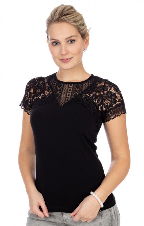 T-Shirt AYSE schwarz
