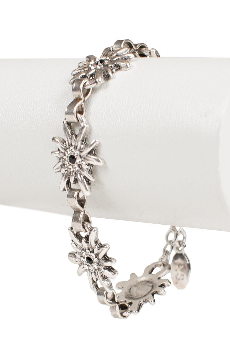 Armkette AB9197 EDW mit Steine kristall von Schuhmacher