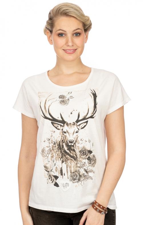 T-Shirt P32 - INA shadow gray