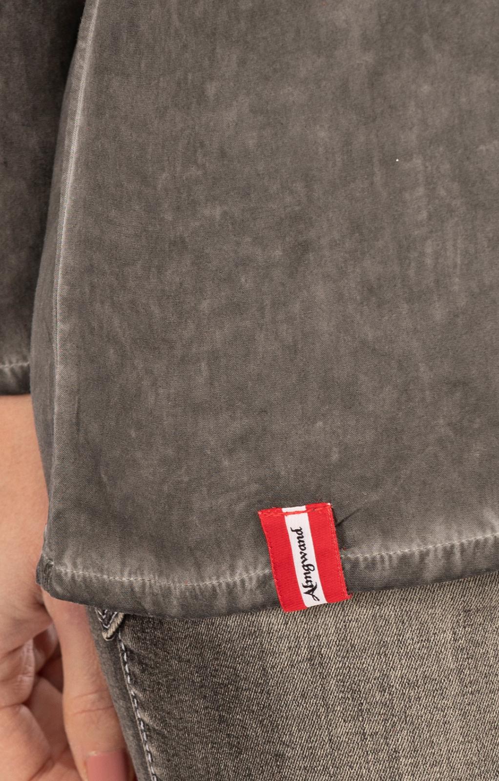 weitere Bilder von Langarm Shirt BINSALM grau