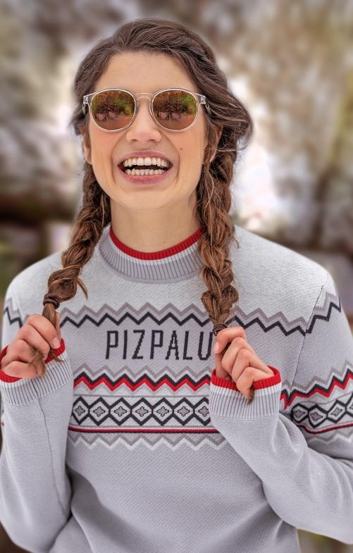 Maglione tradizionale PATERSDORF grigio