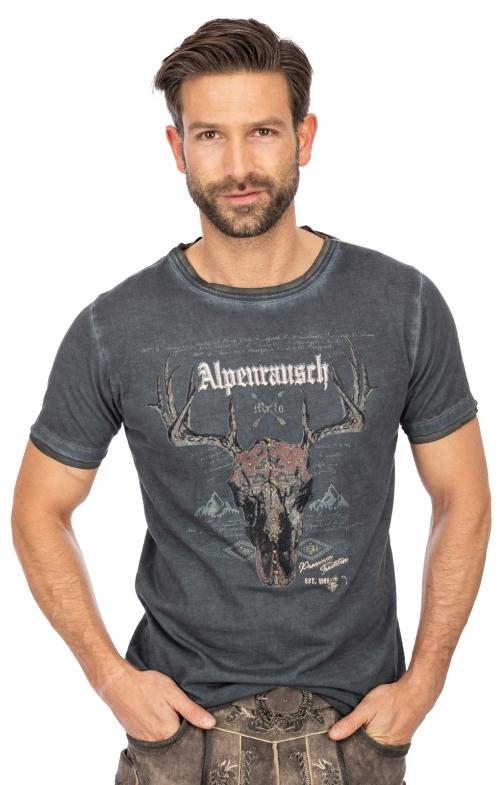 T-Shirt L03 - JÜRGEN bluenight