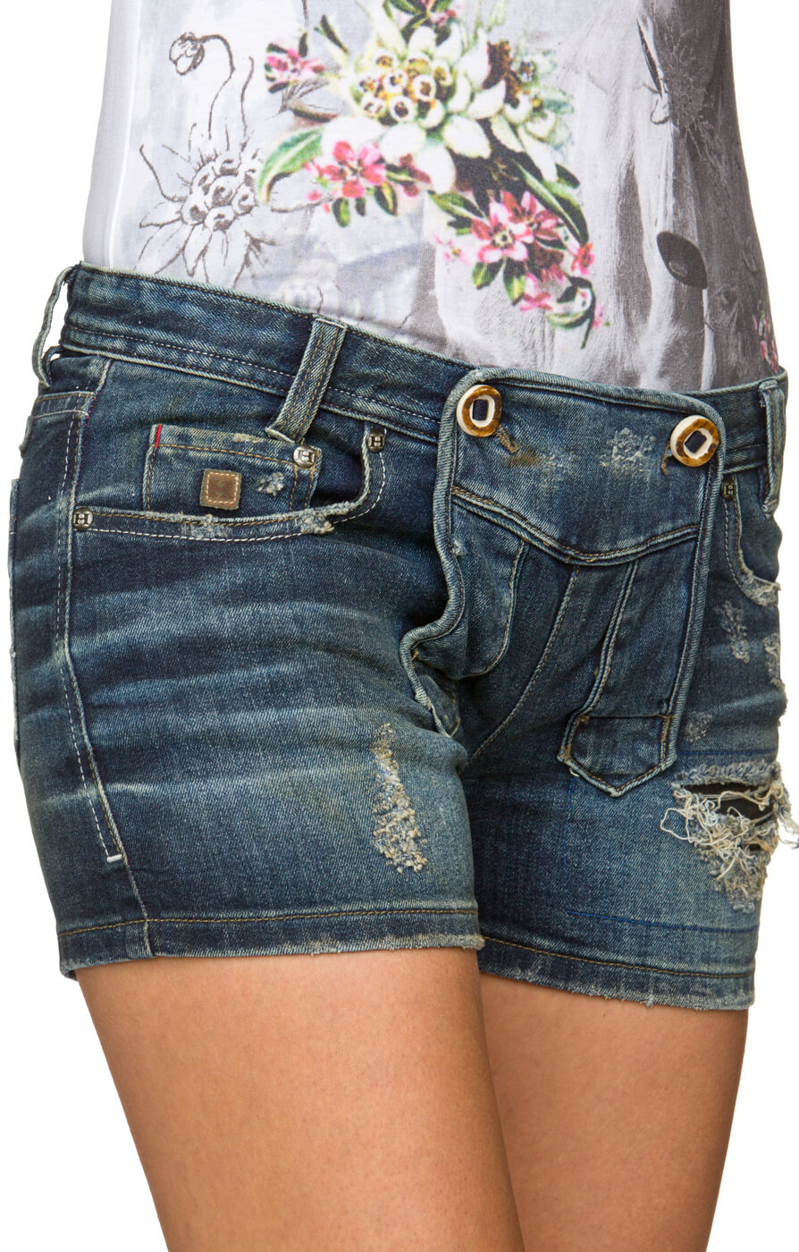 weitere Bilder von Traditional jeans trousers short HR3205 flinstoneaged