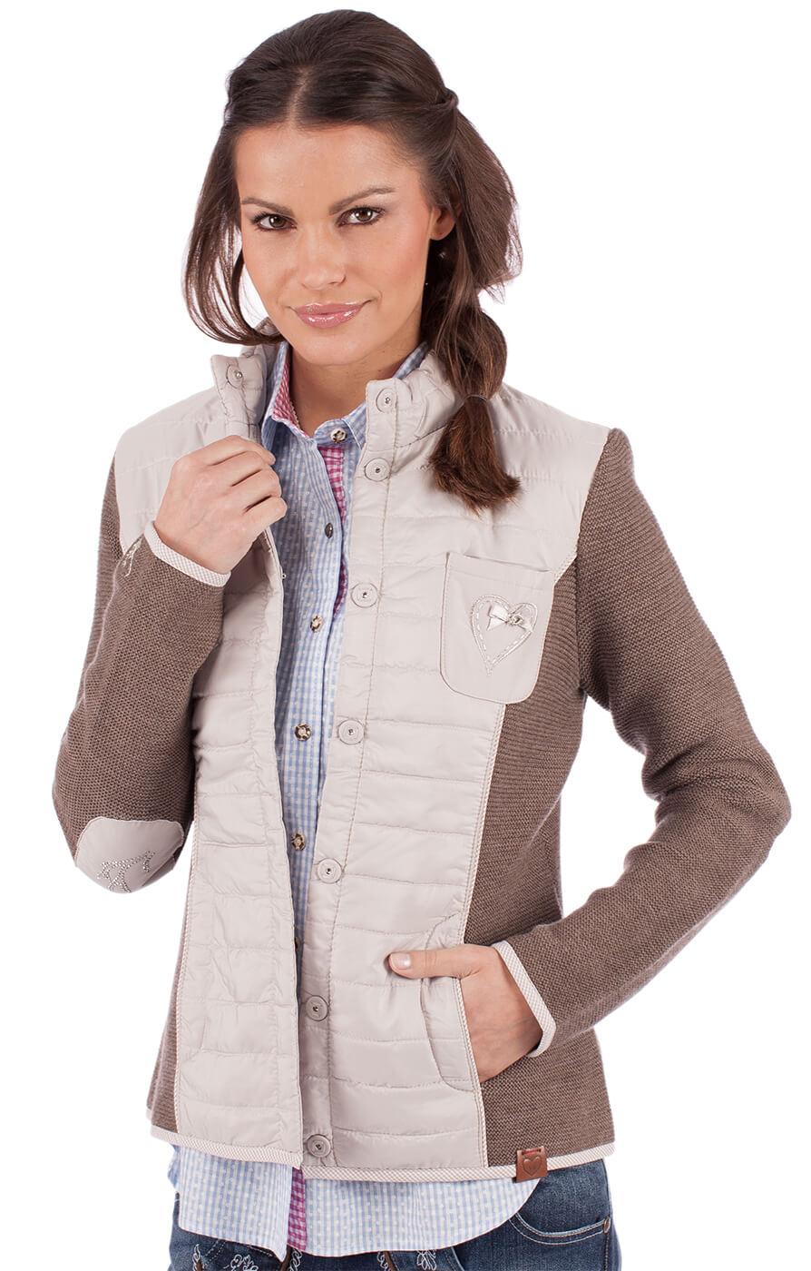 Traditional Jacket EDELWEISS brown von Spieth & Wensky