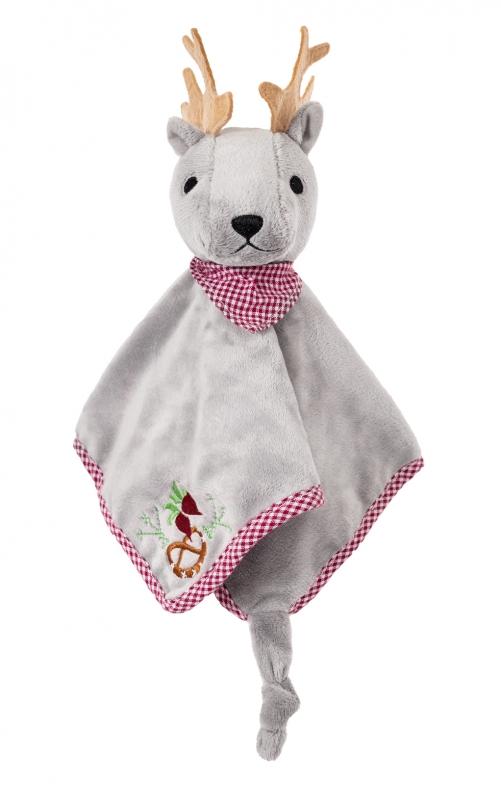 FRITZI grijs dekbed met sjaal