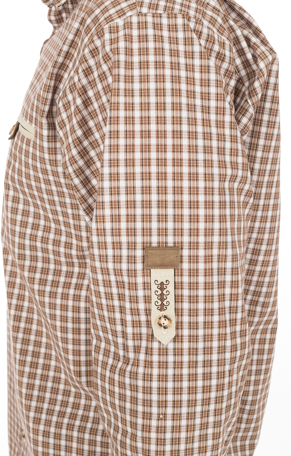 weitere Bilder von German traditional shirt brown