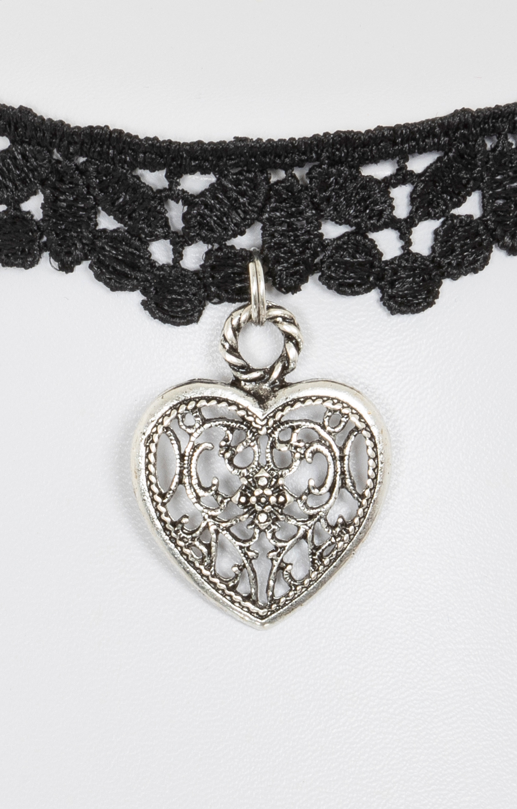 weitere Bilder von Halskette 1413-10 schwarz