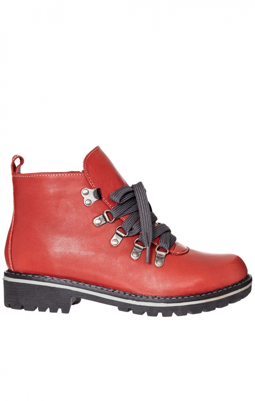 Stiefel 3006809-21 rot