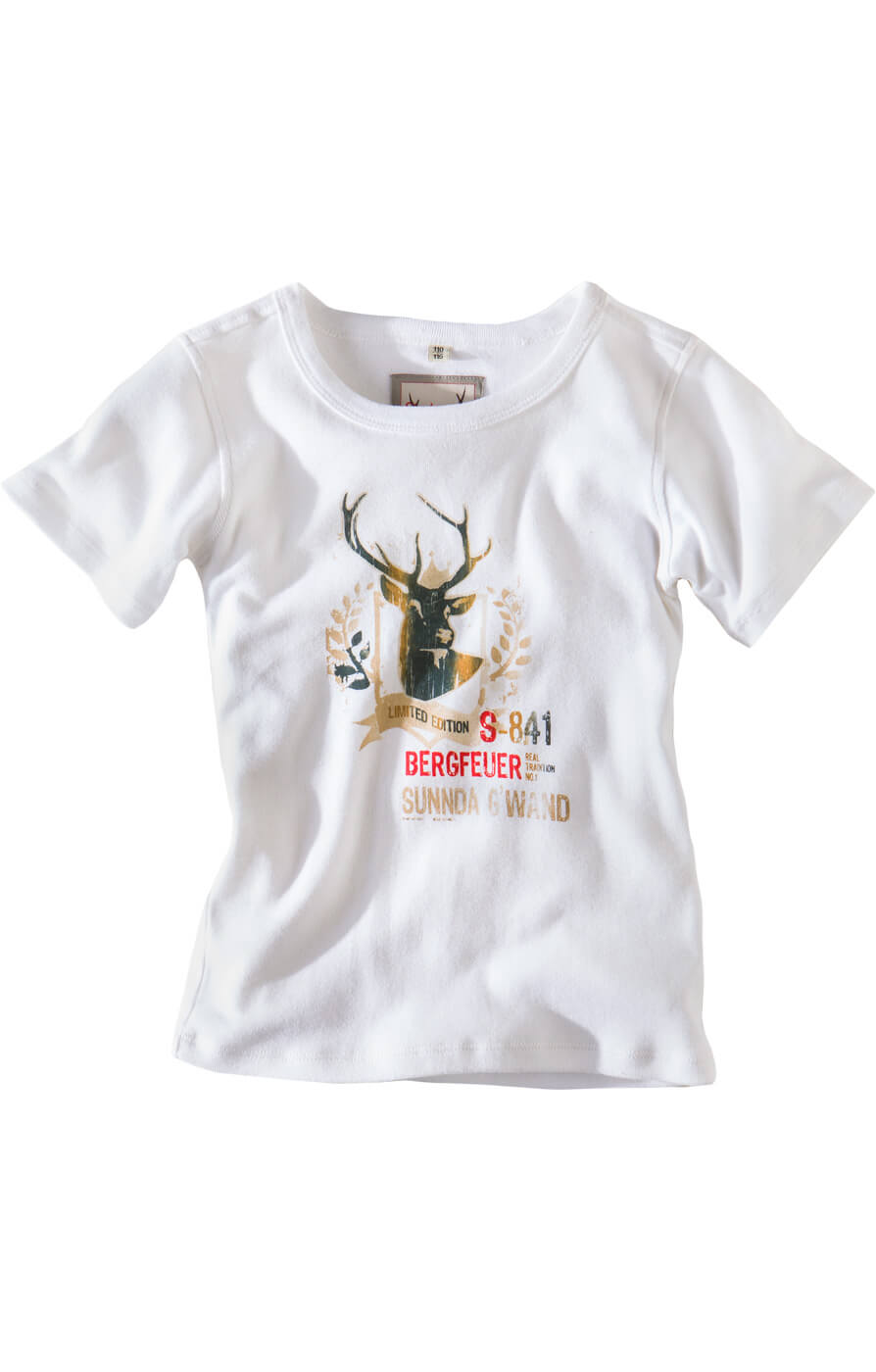 weitere Bilder von Children traditional shirt JAKO white