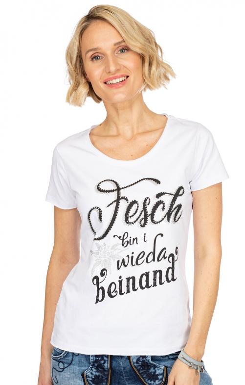 T-Shirt ELSA weiß