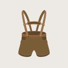 Schnitt und Sitz - Die perfekte Trachtenlederhose