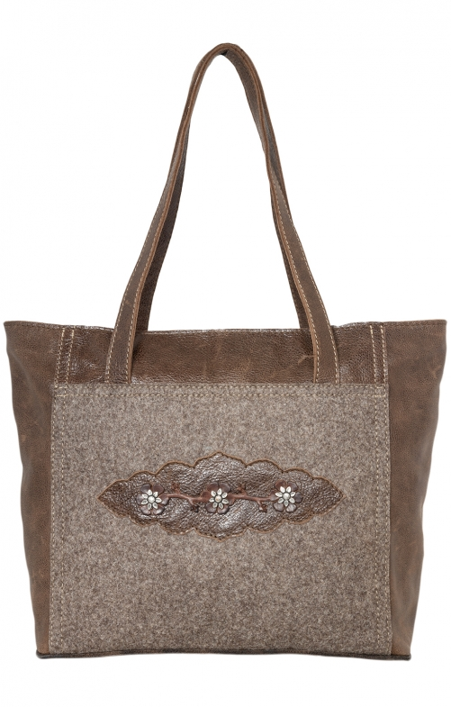 Traditional Bag 236-4031 brown