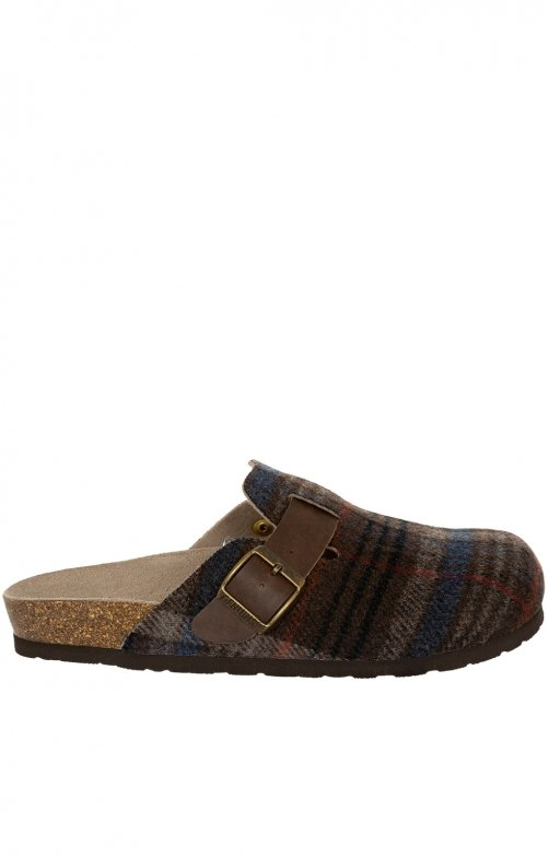 Pantoffeln G101728 RIVA braun