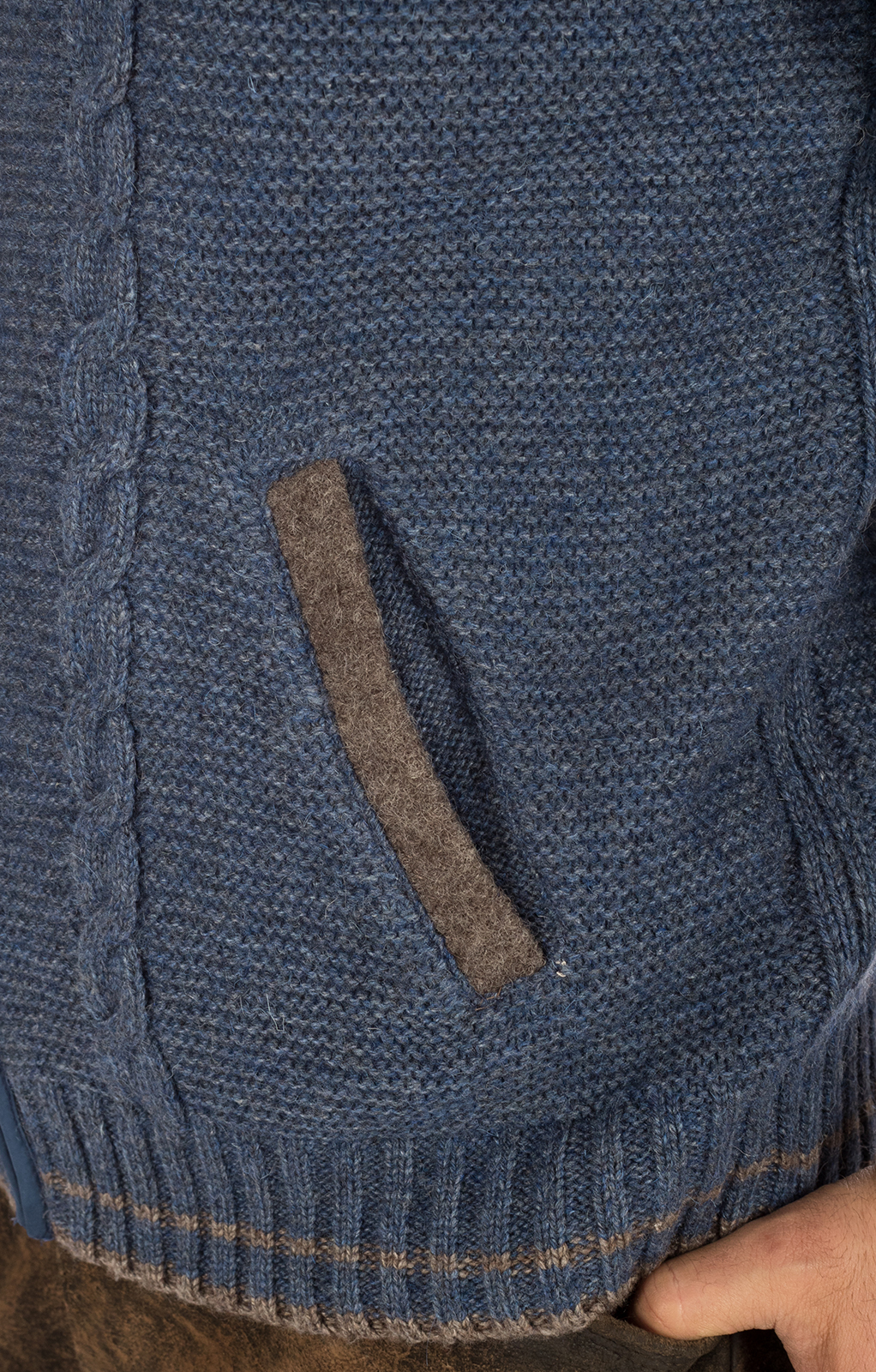 weitere Bilder von Traditional german cardigan blue