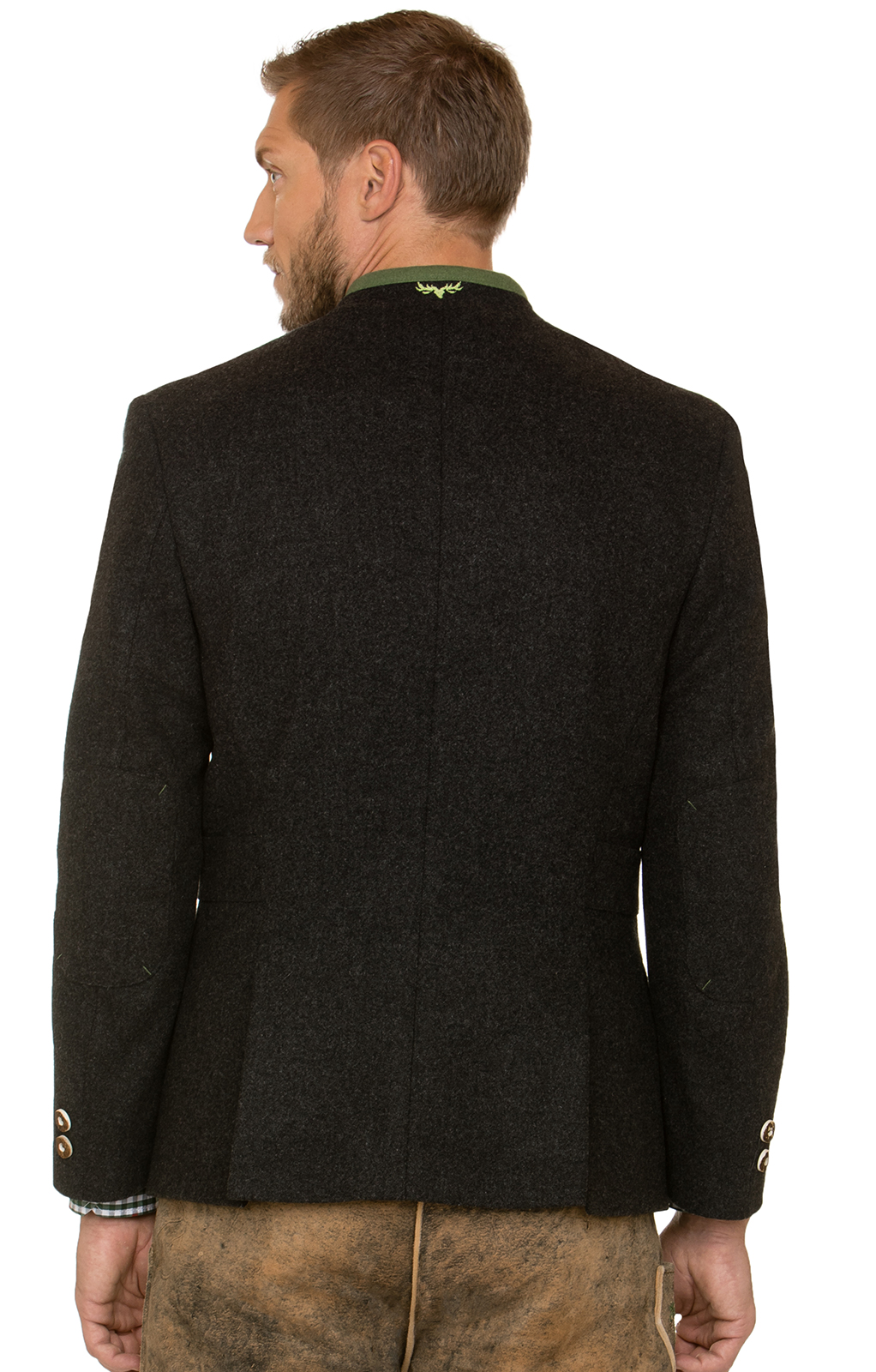weitere Bilder von German traditional jacket MAXIMILIAN anthracite