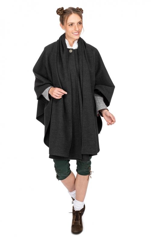 Costume Cape WASSERBURG anthracite